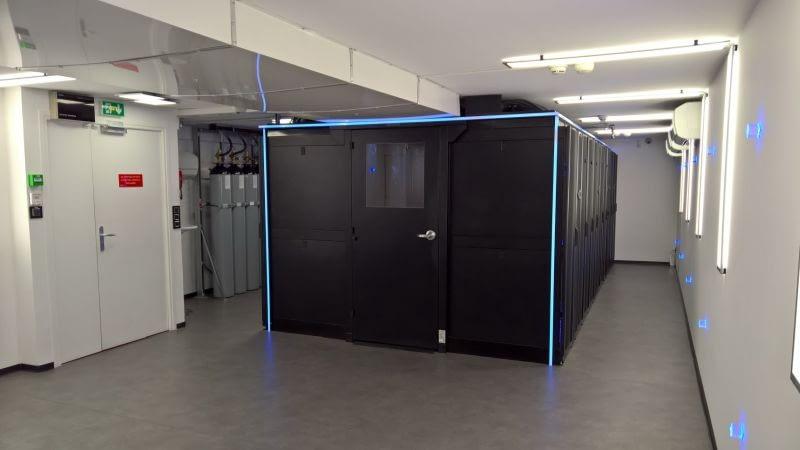 Le Cube du Datacenter Monaco