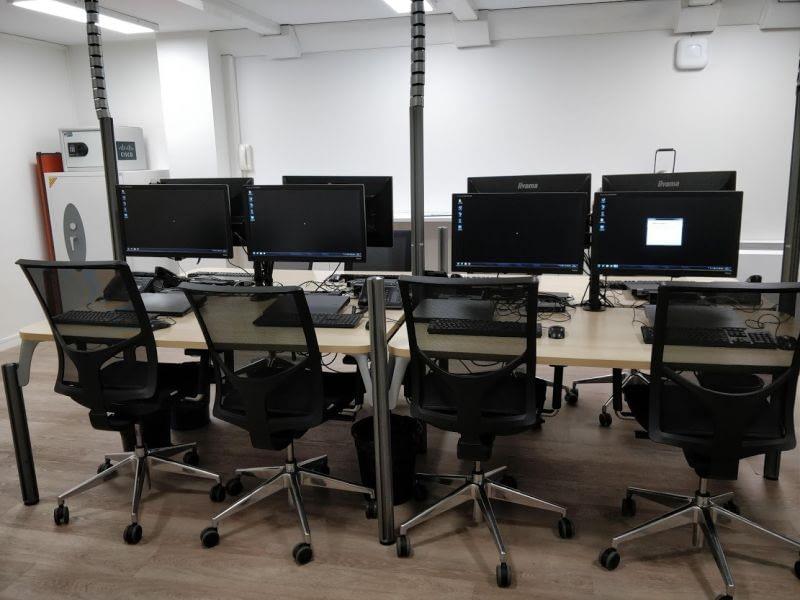 PRA - positions de travail