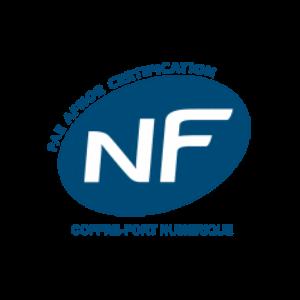 LABEL CERTIFICATION NF AFNOR