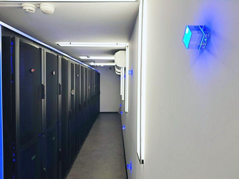 Monaco Data center