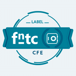 label CFE de la fntc-web